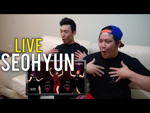 SEOHYUN | Magic & Don't say no LIVE STAGES Reaction