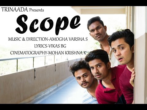 SCOPE | A KANNADA SONG | TRINAADA
