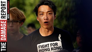 Hong Kong Protest Leader Brutally Beaten But Won't Back Down