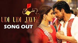 ... - 1 udi jaye video song out raees shah rukh khan & mahira ja...