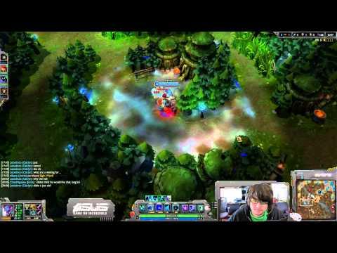 Dyrus Trundle Game Diamond 1 Promos