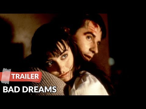 Bad Dreams 1988 Trailer   Jennifer Rubin
