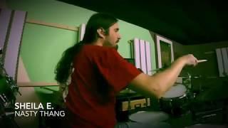 Sheila E. /Nasty Thang/Drum Cover by flob234