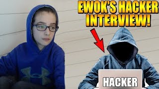Deaf Fortnite Pro Ewok HACKERS Interview! (THEY ARE LIARS)