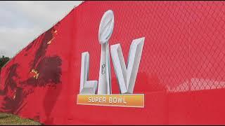 HOTELS PREPARE FOR SUPER BOWL LV