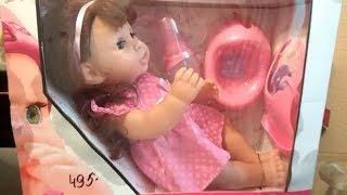 Детская интерактивная кукла пупс baby toby с аксессуарам(, 2017-12-12T11:32:27.000Z)