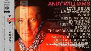 Andy Williams original album collection   The Impossible Dream   Love Is Blue