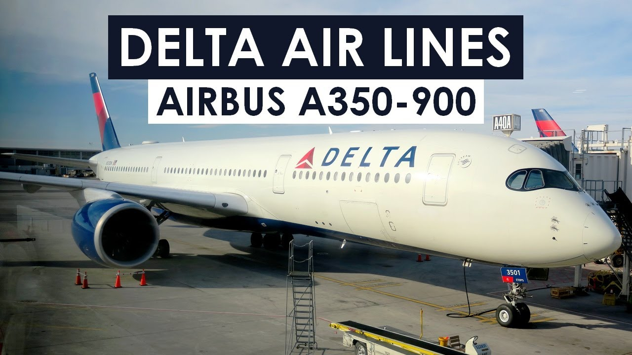 [Flight Report] DELTA | Detroit ✈ Paris | Airbus A350-900 | Delta One Suite