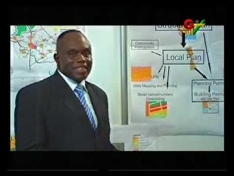 New Spatial Planning System for Ghana