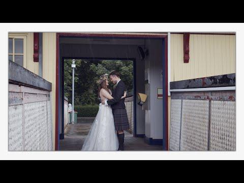 Highlights Wedding Mr & Mrs Fitzpatrick, Glasgow