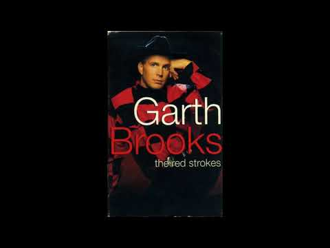 Garth Brooks The Red Strokes lyrics