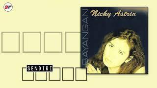 Nicky Astria - Sendiri (Official Audio)
