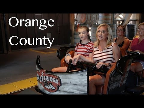 Family Travel with Colleen Kelly – Orange County, Buena Park