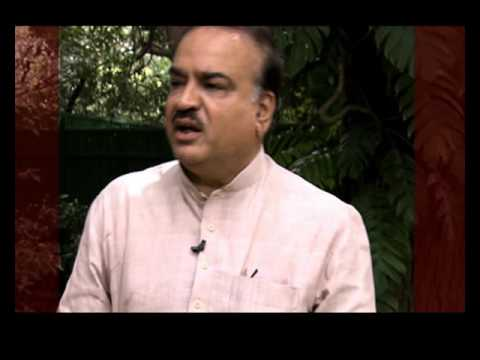 PROMO: Exclusive interview with Anant Kumar,   Min of Chemicals and Fertilizers