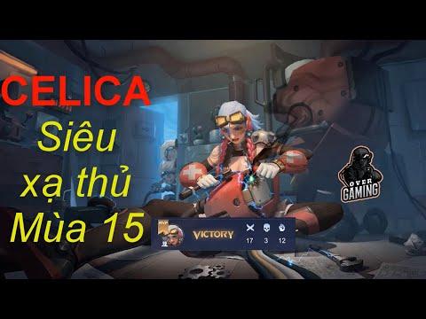 Liên Quân Mobile   CELICA mùa 15   Siêu xạ thủ mùa 15   Over Gaming