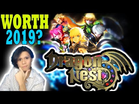 Is Dragon Nest Worth Playing in 2019? - Gameplay - Review - Max Level Dungeons