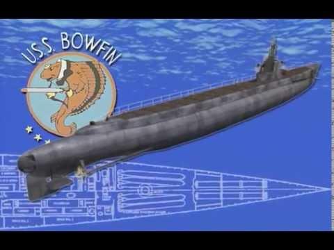ww2 uss bowfin