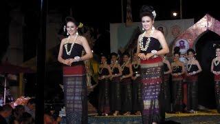 ประกวดสงกรานต์เชียงใหม่2560-3/Chiang Mai Songkran Contest Miss&Mr 2017 part-3