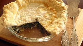 How To Make A Swiss Chard And Leek Pie