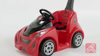 Ride In Style with the Step2 Push Around Buggy GT
