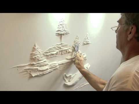 Гипсокартон Искусство Скульптура - Видео с YouTube на компьютер, мобильный, android, ios