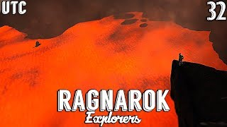 THE VOLCANO! Exploring the Lava Caves :: Ragnarok Explorers Ep. 32