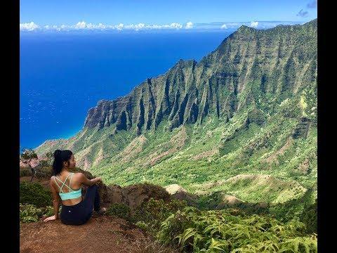 My summer vacation in Kauai,Maui,and Oahu