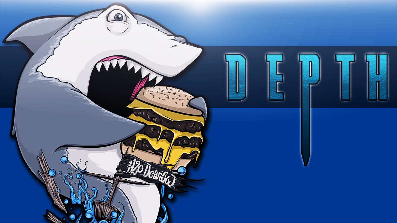 DEPTH DIVERS VS SHARKS Ep 1 Very Hungry Sharks  YouTube