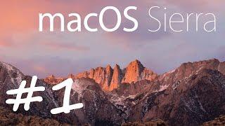 Update von OS X nach macOS Sierra - Herunterladen Installieren - Tutorial [Deutsch / German]