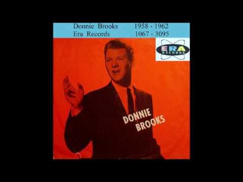 Donnie Brooks - Era 45 RPM Records - 1958 - 1962