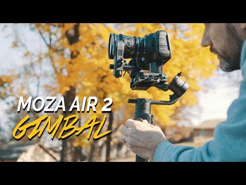 Moza Air 2 Camera Gimbal - Why and how I use it for filmmaking