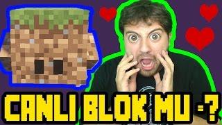 Minecraft Canlı Block Modu [ Blocklings Mod 1.10.2 ]