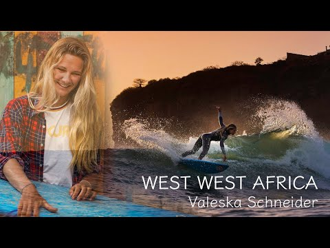 Valeska Schneider goes Senegal