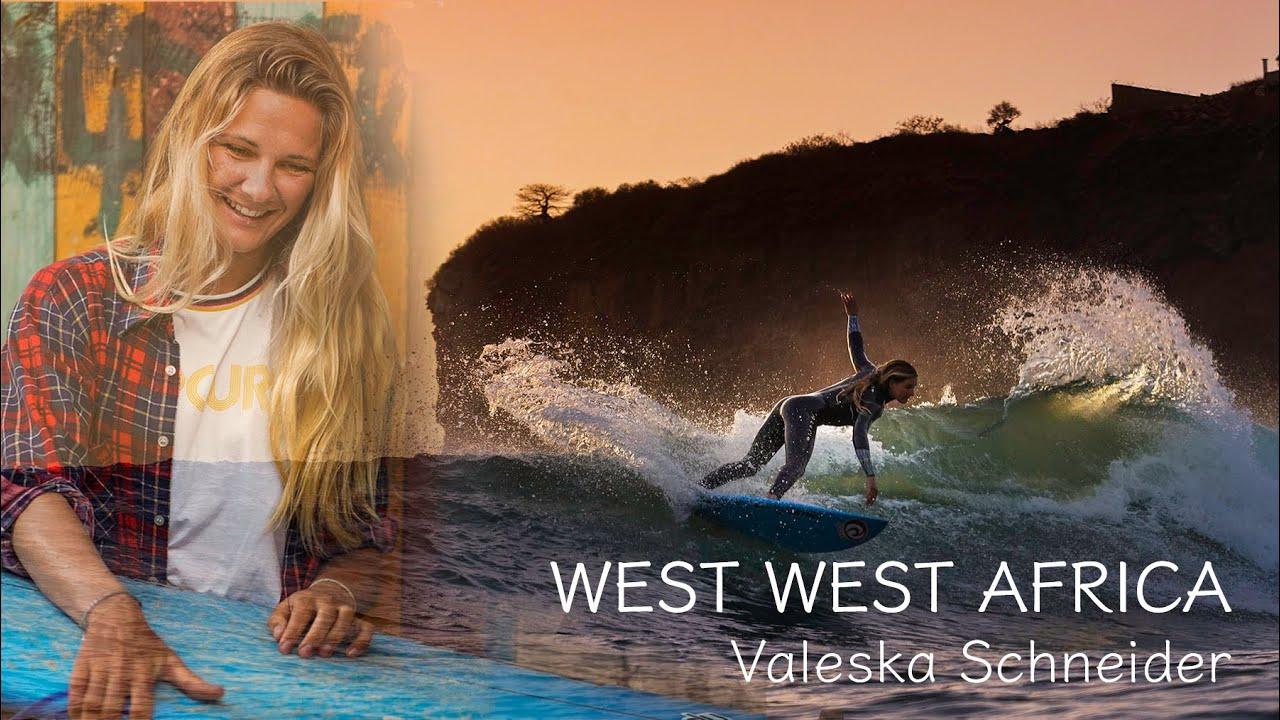 WEST WEST AFRICA - Surfing Senegal