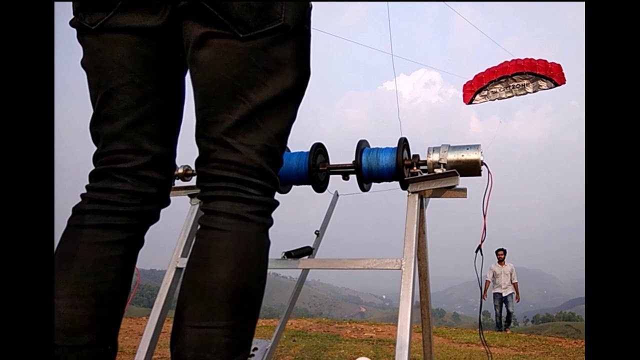 New innovations in flying kites are disrupting wind energy