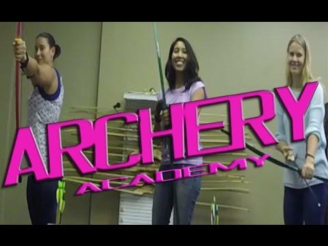 ARCHERY ACADEMY OF CANADA - Girls & Arrows