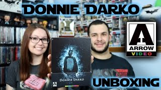 Donnie Darko Arrow Video Boxset Unboxing