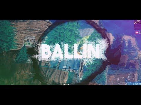 FORTNITE MONTAGE - BALLIN (THANKS FOR 30K♥)