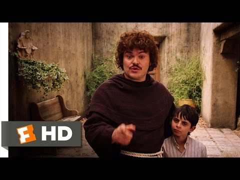 Nacho Libre (5/10) Movie CLIP - Listen to Ignacio (2006) HD