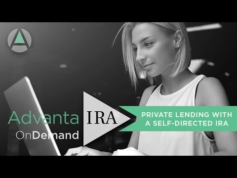 2017 Private Lending with a Self-Directed IRA