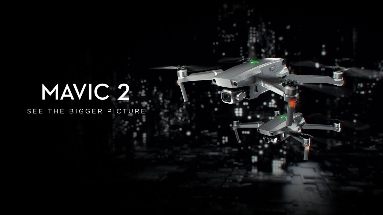 video Mavic 2 Pro