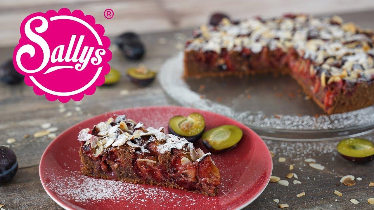 Schokoladen Zwetschgen Kuchen Mit Tonkabohne Youtube