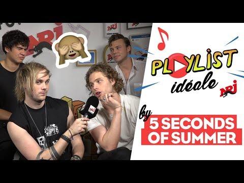 5 Seconds of Summer et leur playlist idéale délirante #NRJ