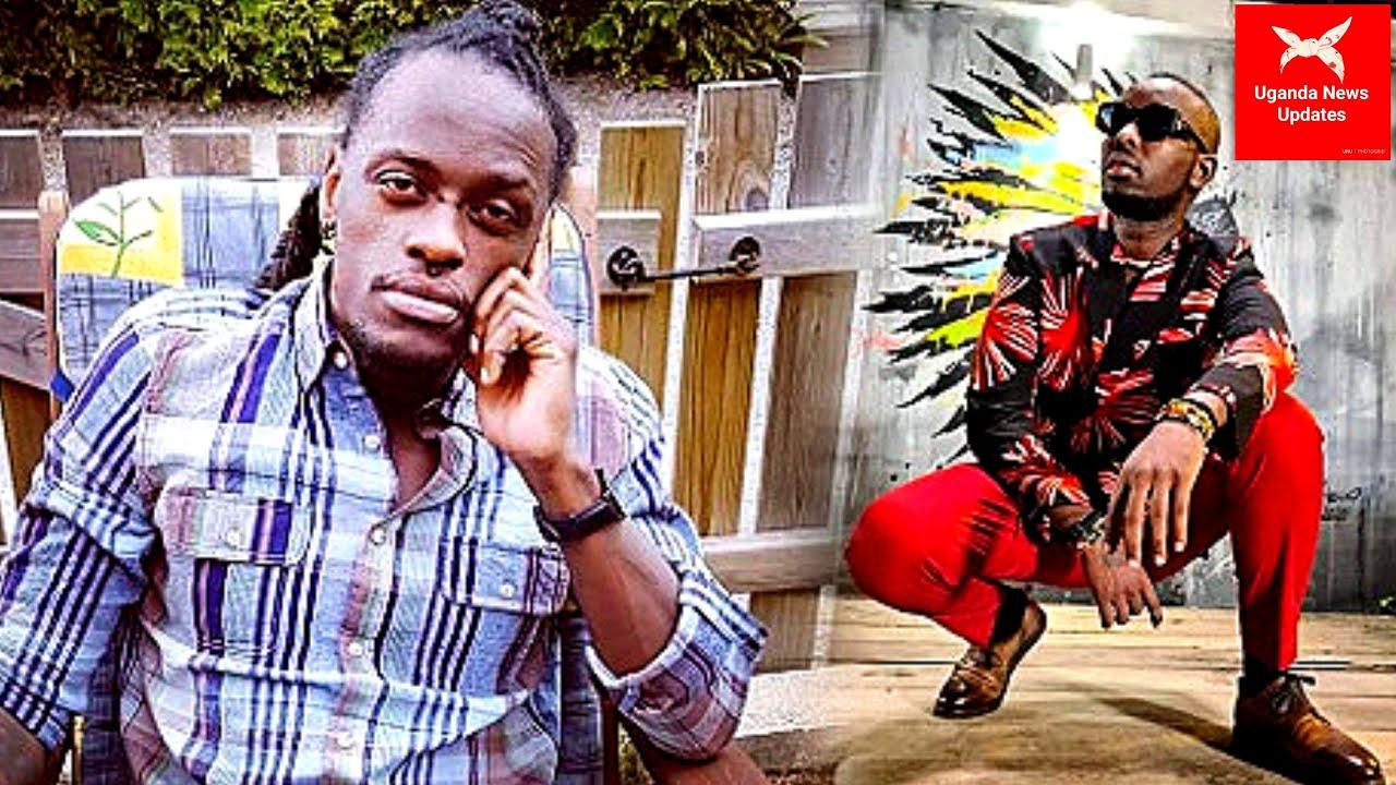 Peng Peng ajjeeyo voice note ya Eddy Kenzo nga'vuma Bobi Wine obusirusiru