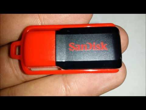 SanDisk Cruzer Switch 32GB - USB Flash Drive (Unboxing)