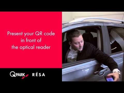 Q-Park online reservation