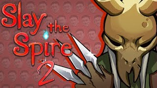 LOOK AT THE PEN NIB ლ(ಠ益ಠლ) - 2nd The Silent Run #2 - Slay the Spire