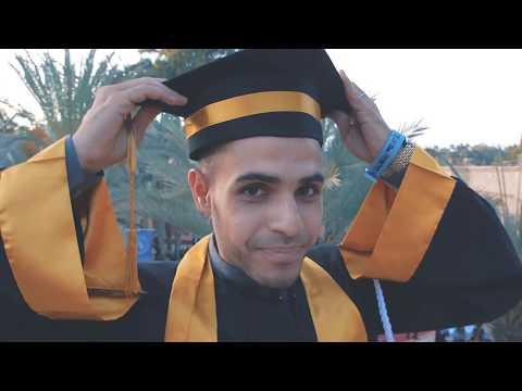 Cérémonie de remise des diplômes - ENCG AGADIR (Promotion Soumir)