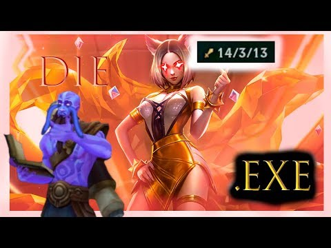 Ahri - KDA [PRESTIGE EDITION].exe