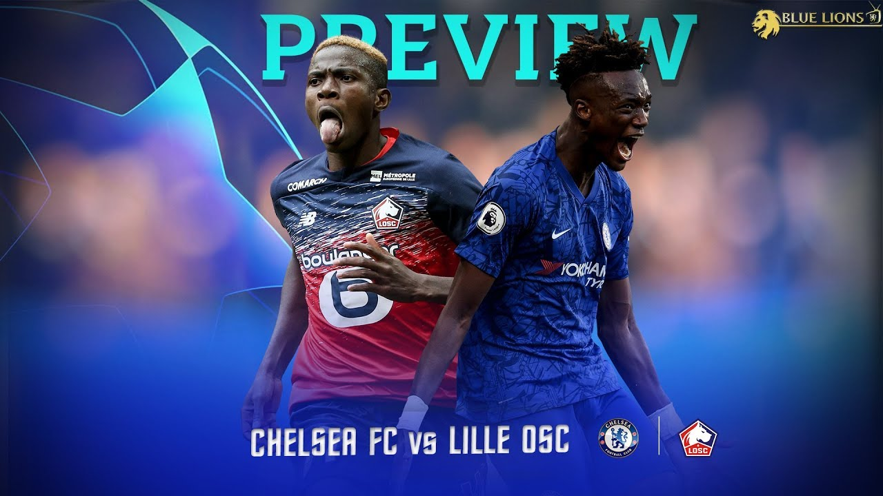 Download CHELSEA vs LILLE 2019/20 UCL PREVIEW || TOMORROW WE MUST PROVE WHY WE DESERVE TO QUALIFY!